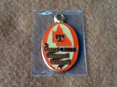 MEMBER Badge LANDCRUISER Club QLD #400 Toyota AUTO Car 4WD ... FREE POST