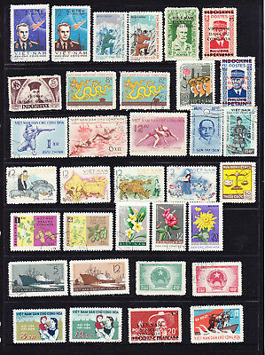Viet Nam. Very good selection. see 4 scans L4449