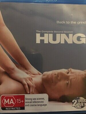 HUNG - Season 2 2 x Disc BLURAY Set AS NEW! Complete Second Series Two