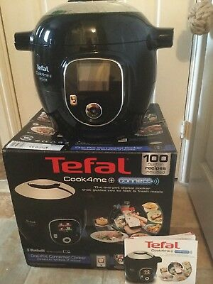 Tefal Cook 4Me+ Connect Multi-Cooker CY855840