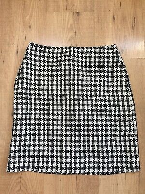 Women's Check Skirt