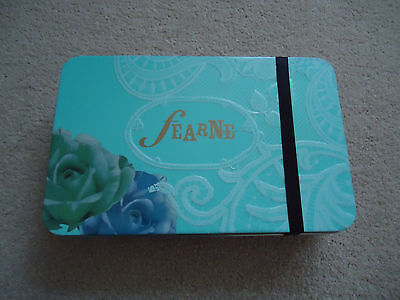 Fearne Cotton Empty Pattern Tin Size Approx 22.5 X 14 X 5.5Cms