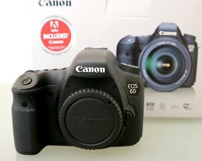 CANON EOS 6D DSLR Camera with 24-105mm STM Lens Japanese