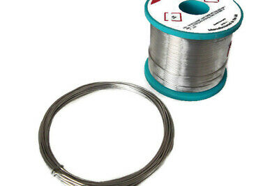 **FLUX-CORED Soft Solder Wire Silver & Lead-Free Type 97C - 1.5mm x 1 Mtre  #9