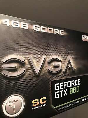 EVGA NVIDIA GeForce GTX 980