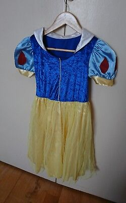 Snow White Dressing Up Dress age 6-8 from Marks and Spencer's