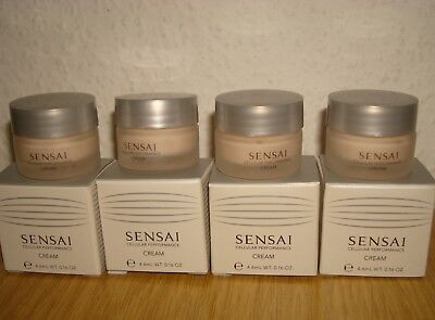 Kanebo Sensai Cellular Performance Cream 18,4ml. Probenset. Luxusproben NEU