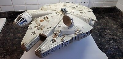 Star Wars vintage Millenium Falcon boxed. From Empire Strikes Back release