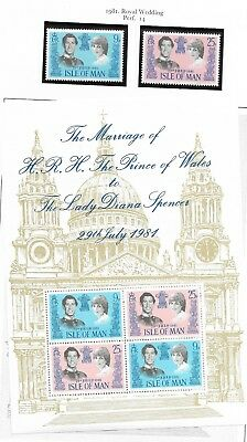 Collection Of Isle Of Man Mint Stamps (22)