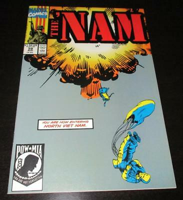 The Nam #59 1991 Entering North Viet Nam Nice Near Mint Comic!!!