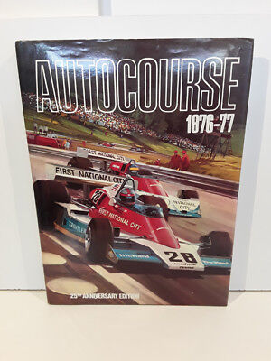 Autocourse 1976-1977 - Michael Turner cover (Very Rare)