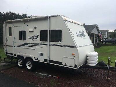 2006 palomino stampede travel trailer