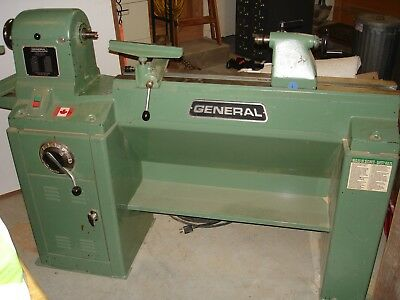 Wood Lathe, General Machinery, Model 260