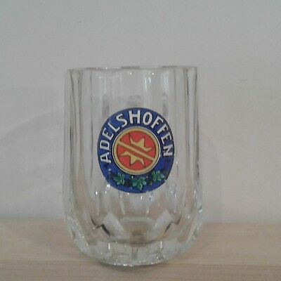 biere adelshoffen emaillé chope
