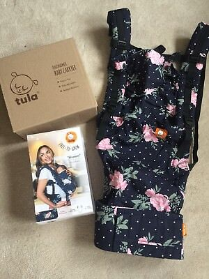 Tula Free To Grow Carrier Tula Carrier Brand New In Box BNIB 3.2-20kg Blossom