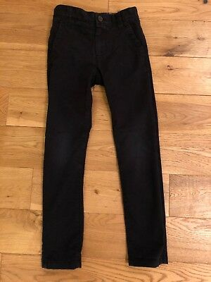 Next Boys Trousers Age 6 Years Black
