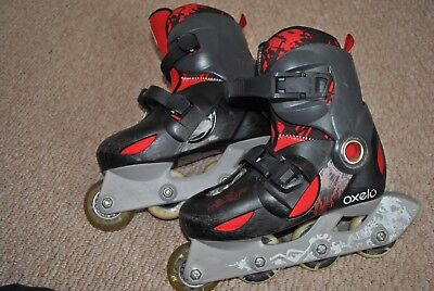 Oxelo Roller Blades size 3