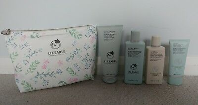 Liz Earle Cleanse and Polish Skin Tonic Eyebright and Moisturiser