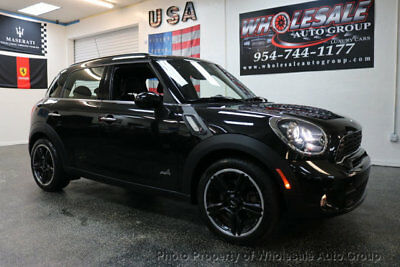 2013 MINI Cooper S Countryman ALL4 CARFAX CERTIFIED . FULLY LOADED. MINT CONDITION. VIEW IMAGES. CALL 954-744-1177