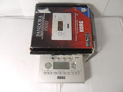 Korg Pandora PX5D Multi Effects Processor Guitar Headphone Amp Free USA Shipping