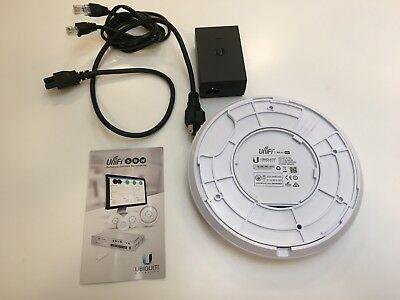 Ubiquiti Networks UAP-AC-PRO Access Point Single Unit with POE injector
