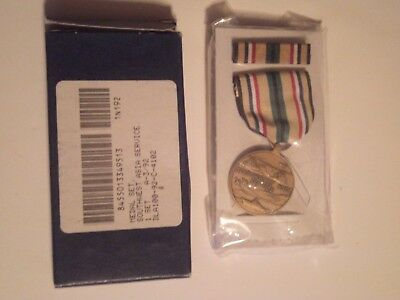 Southwest Asia Service Medal mint in issue box from 1992