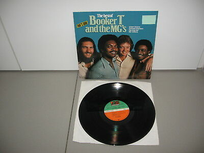 Booker T and the MG´s-The best of (LP)