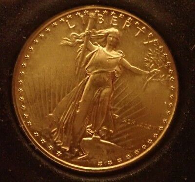 10 $ USA  Gold Eagle Walking Liberty  Goldmünze  1/4 oz 916er Gold