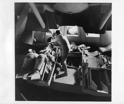 APOLLO / Orig NASA 8x10 Press Photo - Early Command Module Mockup