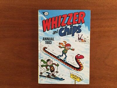 Whizzer and Chips Annual 1983