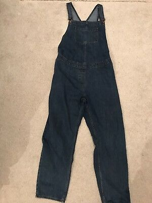 Asos Maternity Dungarees, Uk20 Excellent Used Condition