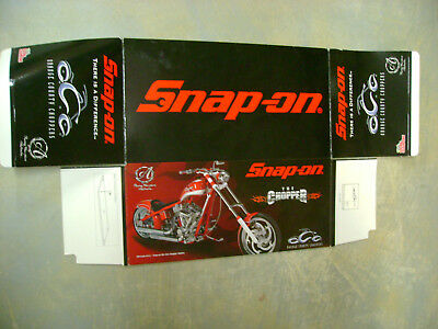 Snap-On Occ Chopper Rc2 1:10 Scale (Box Only)