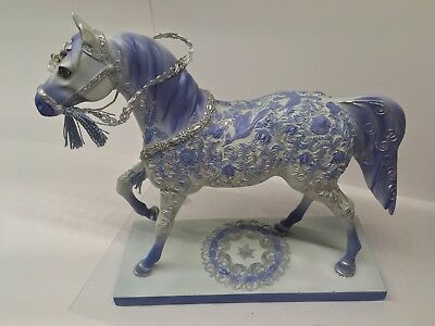 Trail of the Painted Ponies Figurine 12238 CRYSTAL, Artist Olena Kalayda 2006