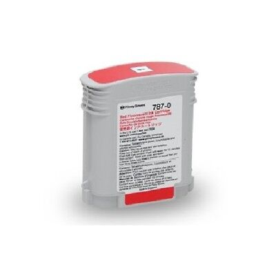 787-0 Pitney Bowes GENUINE Red Ink Cartridge NEW - FREE SHIPPING