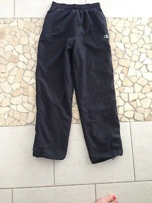 Boys Champion Track pants -size 12C