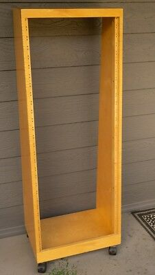 19-inch Birch Plywood Rack for Musical and Electronic Equipment