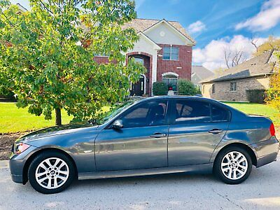 2007 BMW 3-Series 328i 2007 BMW 3-Series 328i 3L I6 24V Automatic RWD Sedan 4dr Moonroof Premium