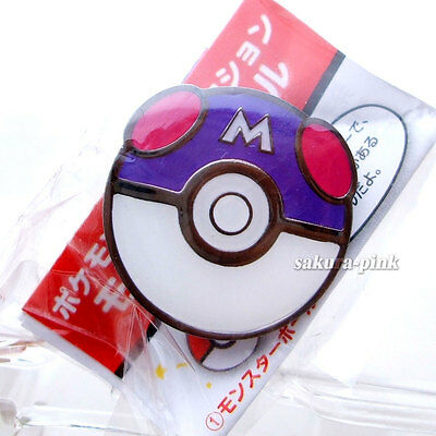 Master Ball Pin Pokemon Center Limited Pins Collection Authentic Japan