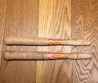 Vintage Chickasaw Hickory Hammer Mallet Handle