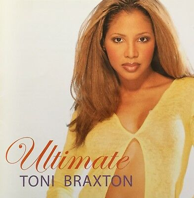 TONI BRAXTON Ultimate 2CD Set Asia Release Brand New And Sealed