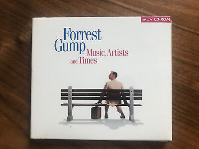 Forrest Gump  Music, Artists and Times CD-ROM 3 CDs