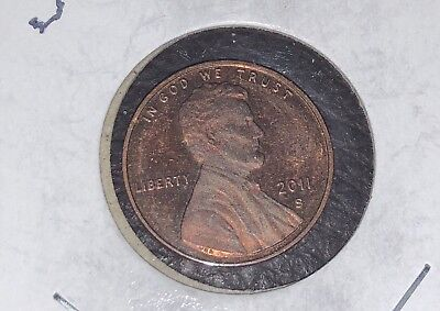 2011 S Lincoln Penny