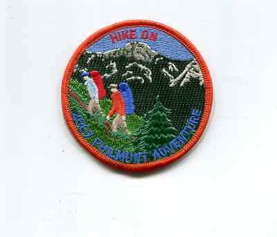 Patch From Philmont Scout Ranch -2007 Adventure