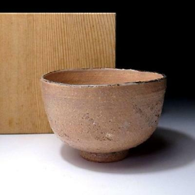 PC8: Japanese Tea Bowl, Kyo ware by Famous Potter, Shozaemon Awata