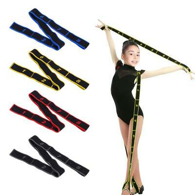 Yoga Resistance Band Dance Elastic Stretch Belt Fitness Exercise Pull Strap Rope
