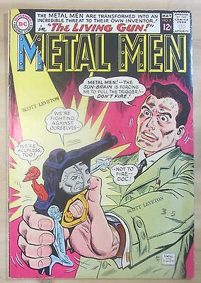 METAL MEN #7 1964 DC comic VG 4.0 condition...FREE SHIPPING!!!