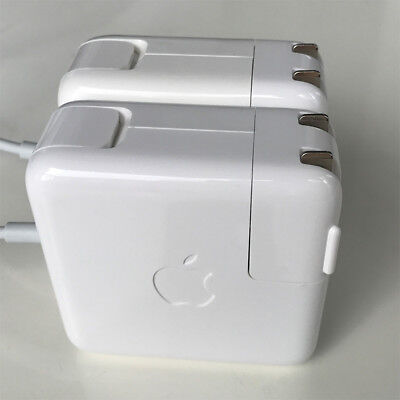 """45W For Apple MacBook Air 13"""" AC Power Adapter Charger A1436 / A1374 Original"""