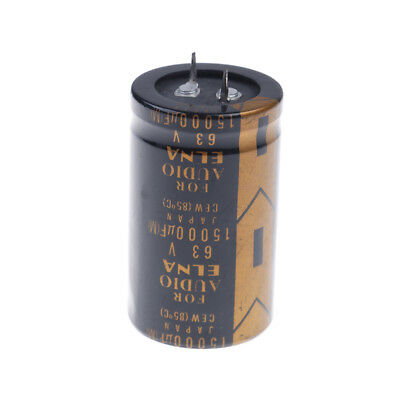 15000uf 63v audio top power electrolytic filter capacitor 30x50mm  UQ