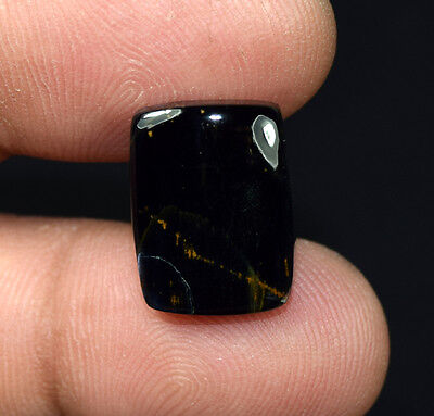 8.85 Cts. 100 % Natural Chatoyant Pietersite Cushion Cabochon Loose Gemstones