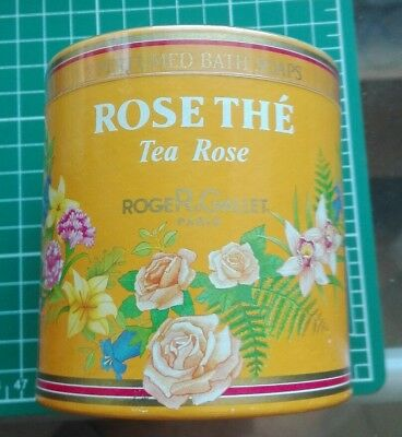 Seife Roger Gallet Rose Thé, Badeseife
